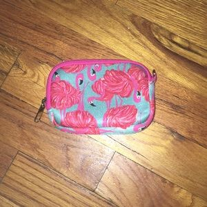 Lilly Pulitzer mini wallet